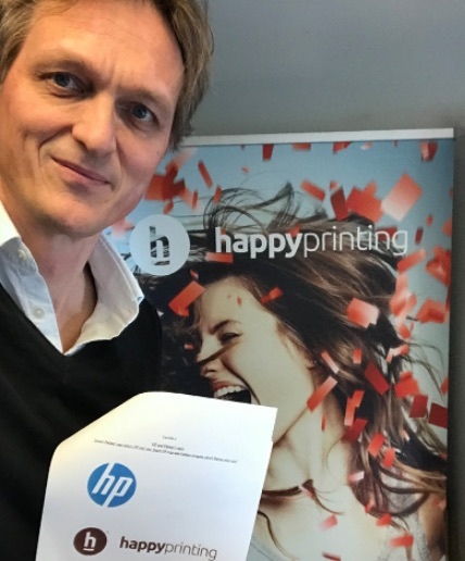 Sven Rusticus, CEO Happyprinting