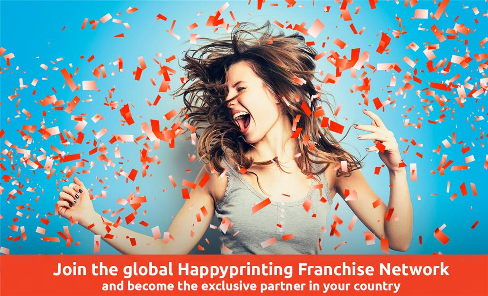 Happyprinting Global Franchise Offering