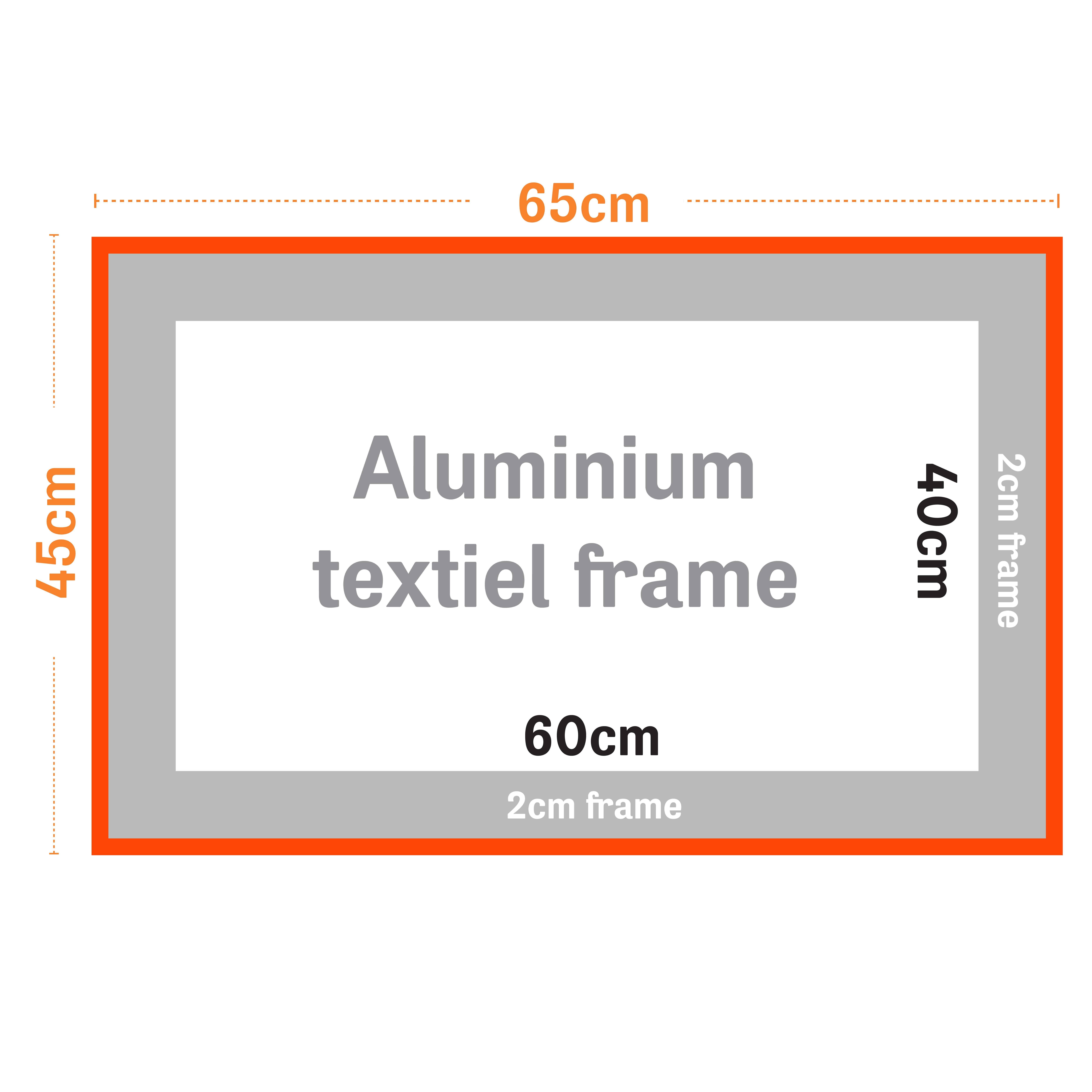 Textiel Frames Happyprintingnl
