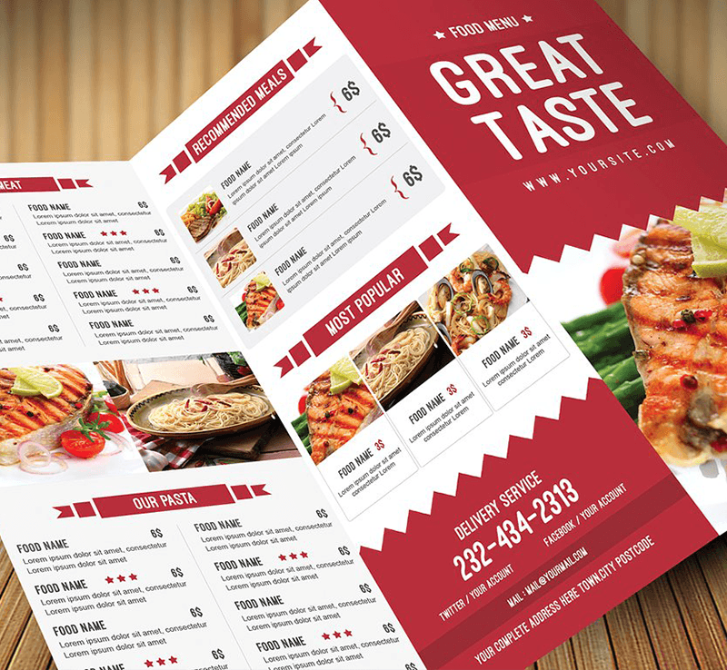 Picture for category Menus