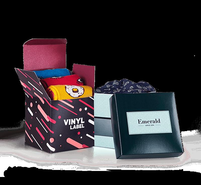 Afbeelding voor categorie Packaging Boxes