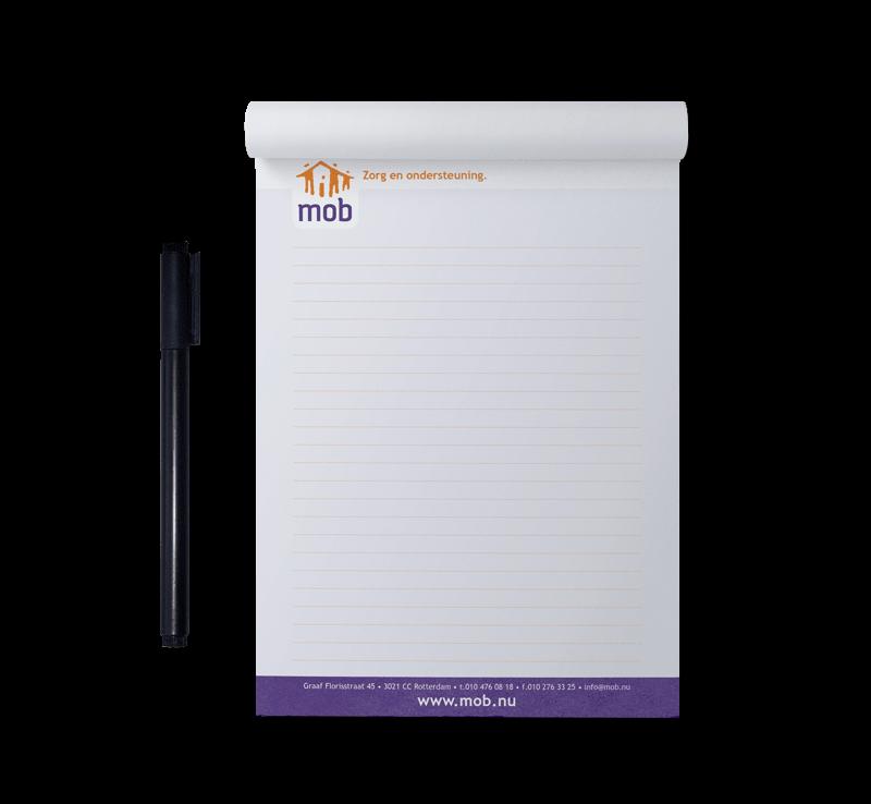 Afbeelding voor categorie Notepads