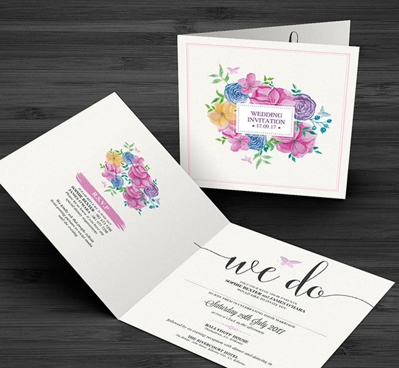 Afbeelding voor categorie Invitations