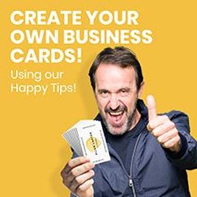5 tips to make the perfect business card!