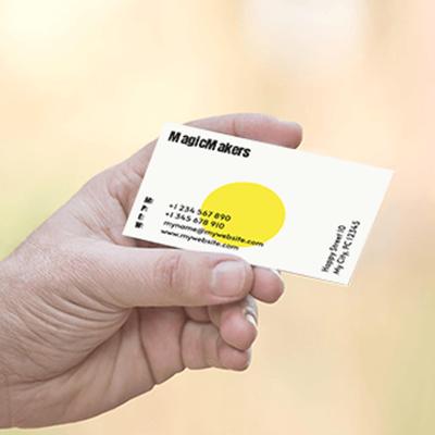 How do I design the best business cards?