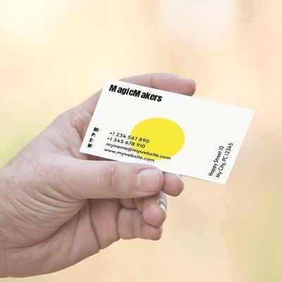 Hoe maak ik de beste visitekaartjes?