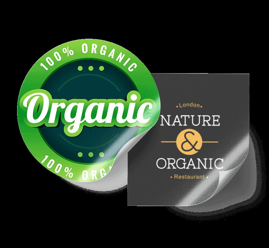 Afbeelding voor categorie Sticker Labels